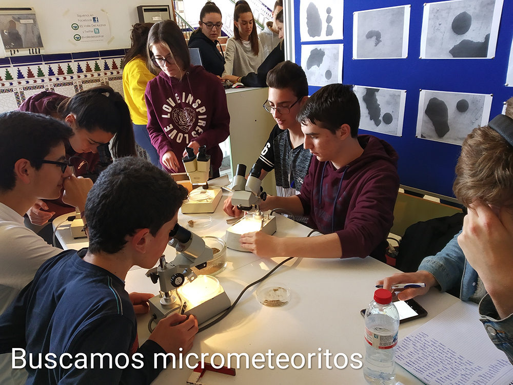 buscar micrometeoritos2